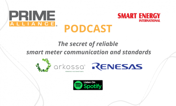 SEI Podcast – The secret of reliable smart meter communication and standards (Arkossa & Renesas)