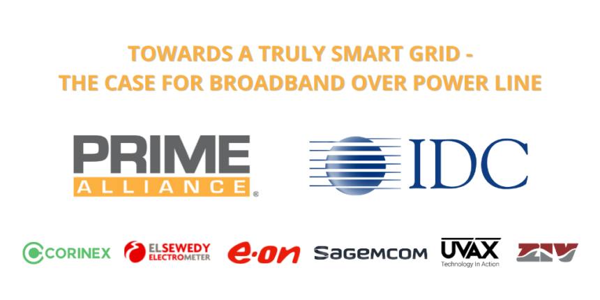 Towards A Truly Smart Grid – The case for Boardband over Power Line